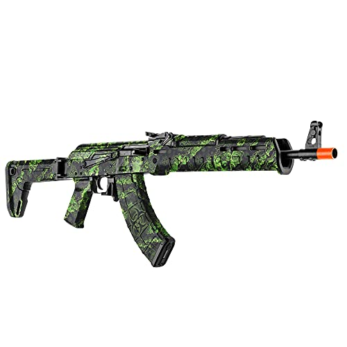 GunSkins AK-47 Rifle Skin - Premium Vinyl Gun Wrap...