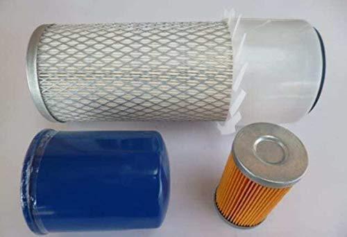 Filtersatz Kubota L1802 L2002 L2202 L2402