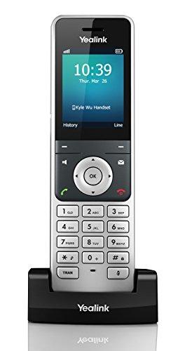 Yealink W56H IP-Telefon schwarz