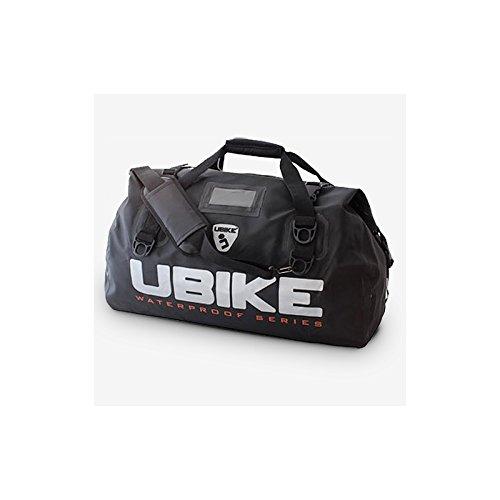UBIKE Sac de sport étanche Duffle Bag 50L Noir
