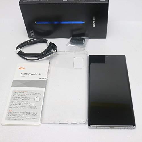 SIMフリー Galaxy Note10+ SCV45 Aura Glow AU