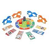 HEEPDD Juego de Cartas, Nariz en Crecimiento, interesantes Juguetes interactivos, multijugador, para la Familia, Divertidos Juegos de Mesa para Adultos, Adolescentes y niños