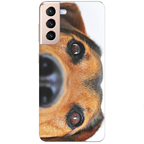 Generisch Funda blanda para teléfono móvil con diseño de hocico para Samsung Apple, Huawei Honor Nokia One Plus Oppo ZTE Xiaomi Google, tamaño: Apple iPhone 6 Plus / 6S Plus
