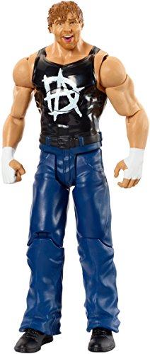 WWE- Figura y Accesorio Tough Talkers Dean Ambrose (Mattel Spain DXG86)