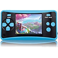 QoolPart Handheld Game Player, 200 Classic Games Built-in 2.5 inch Screen Portable Retro Game Controller