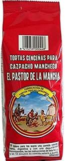 comprar comparacion Tortas cenceñas para gazpacho manchego 200 gr. BRUTO 180 gr. peso NETO PACK 21 BOLSITAS