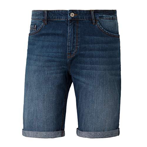 Redpoint XXL Jeans Stretch Shorts Dark Stone Used, amerik. Hosengröße in inch:50