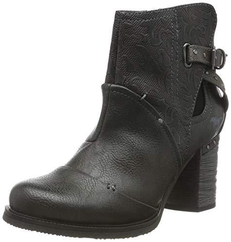 MUSTANG Damen 1340-503-259 Chelsea Boots, Grau (Graphit 259), 40 EU