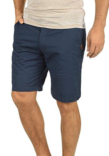 !Solid Thement Herren Chino Shorts Bermuda Kurze Hose Aus 100% Baumwolle Regular Fit, Größe:XL, Farbe:Insignia Blue (1991)