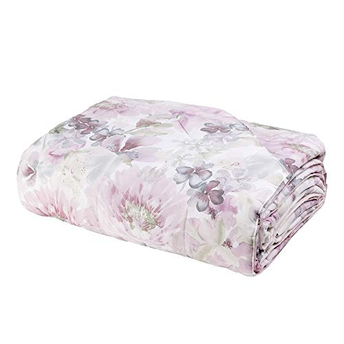 Fazzini Quilt Matrimoniale Acquerello - Rosa