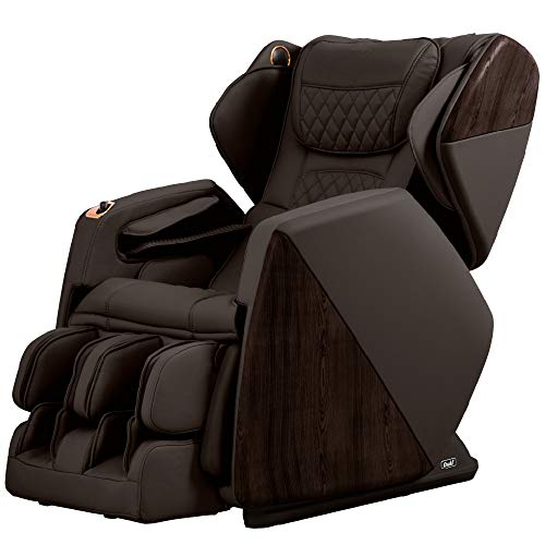 %10 OFF! Osaki Os-Pro Soho 4D Zero Gravity Massage Chair, Foot Rollers, Hide-able Footrest (Brown)