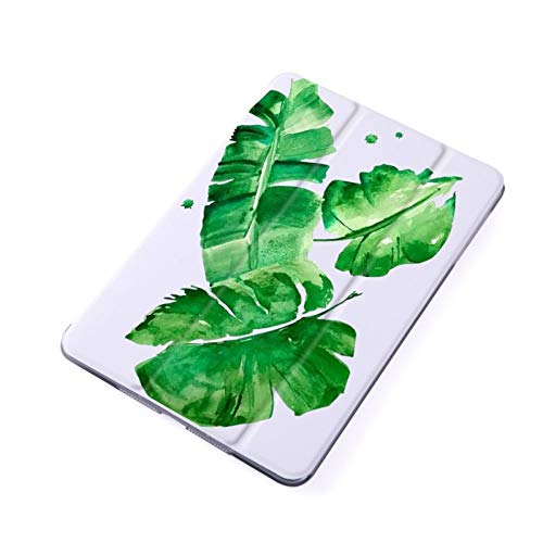 Cute Summer Leaf Magnet Flip Cover,For Apple iPad Case for iPadMini 1 2 3 PU Leather Tablet Folding Folio Case Auto Wake,Style 3