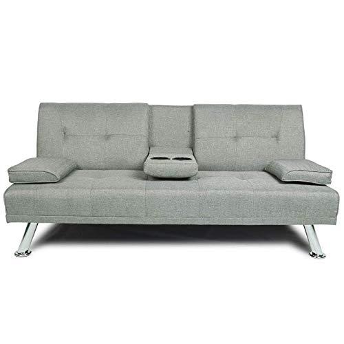 La mejor comparación de Sofa Cama Gris los 5 mejores. 1