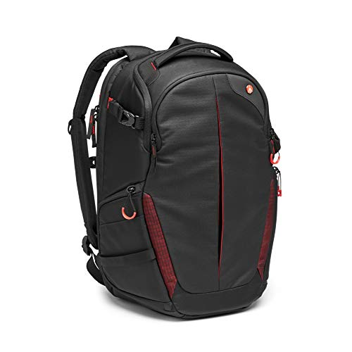 Manfrotto Pro Light RedBee-310 Camera Bag Backpack for Mirrorless, Reflex, DSLR, Holds Up to 2 Camera Bodies and Lenses, Pocket for 15' PC, Attachment for Tripod