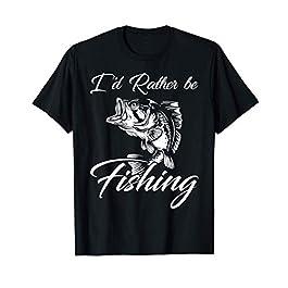 Carpe Poisson Cadeau Pour Amateur De Pêche Pêcheur T-Shirt