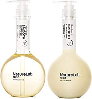 nature lab tokyo perfect smooth shampoo