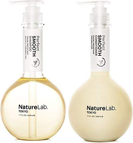 NatureLab Tokyo frizz free protects Conditioner