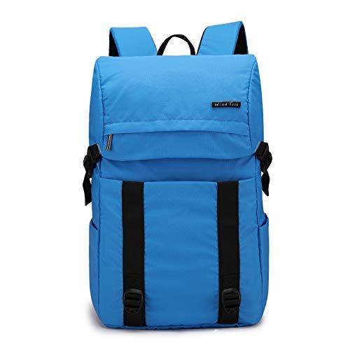 Wind Took Backpack,Travel Laptop Backpack, Business Backpack School Bag, Slim Lightweight Laptop Bag for College Women Men, Fits 15.6 Inch Laptop and Notebook