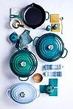 Le Creuset 96001900256000 Pfeffermühle, Kunststoff, 6,2 x 6,2 x 21 cm, meeresblau - 6