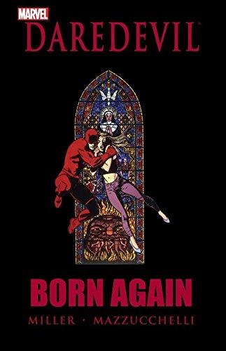 Daredevil: Born Again (Daredevil (1964-1998)) (English Edition)