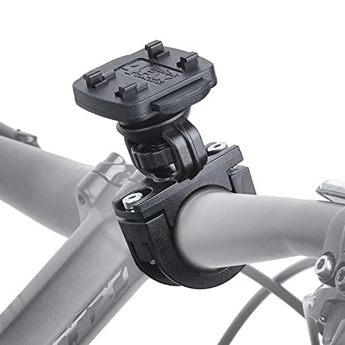 Wicked Chili QuickMOUNT 3.0 Fahrrad/Motorrad/Bike Kugelgelenk Lenker Halterung, Schnellverschluss, Made in Germany schwarz