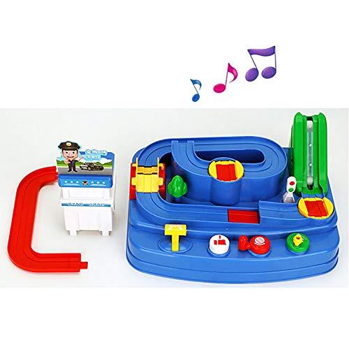 Auto-Spielzeug, Miniauto-Spielzeug-Set Figur Auto Abenteuer Spielzeug Mit 3 Auto, Kinder-Spielzeug Für 2 3 4 5 Jahre Alt Jungen Und Mädchen