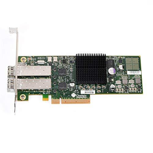 Chelsio 2-poorts 10gb/s SFP 110-1088-30 CC2-N320E-SR serveradapterkaart - OEM-kit met laag profiel