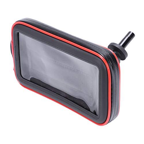 RETYLY Motorrad Zubeh?R GPS Navigation Rahmen Handy Halterung für GSX1300R Hayabusa GSXR1000 GSX-R 600/750 (4,7-5,2 Zoll Halterung)
