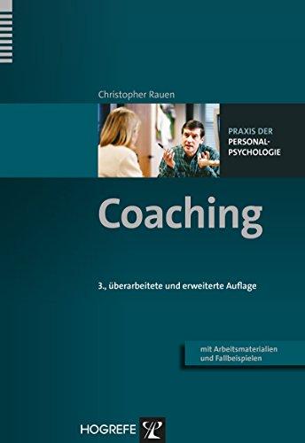 Coaching (Praxis der Personalpsychologie 2)