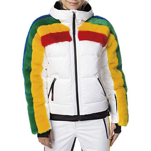 Rossignol Rainbow Skijacke, Damen, Weiß, S