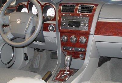 Dodge Avenger Innen Burl Wood Dash Trim Kit Set 2011 2012 2013