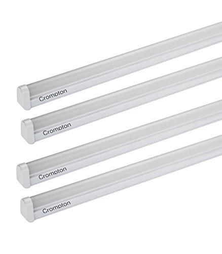 Crompton 20W LED Cool Day Light Bulb, Pack of 4 (LDDR20-CDL)