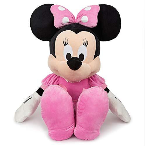 Simba - Minnie Peluche 120 cm tamaño gigante, Disney producto oficial (Simba 6315874211)