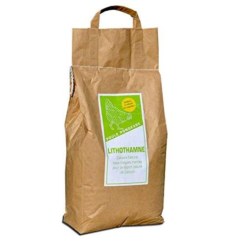 Agro Sens - Lithothamne Pur en granulés pour Alimentation Animale. Sac de 5 kg