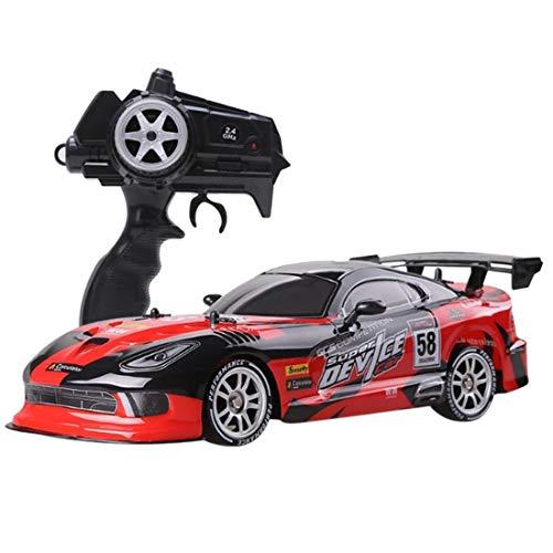 Vipo Coche teledirigido 2.4G 4WD High Speed RC Sport Coche de carreras Drift Auto RC Coche Coche Coche Coche Coche de juguete para niños