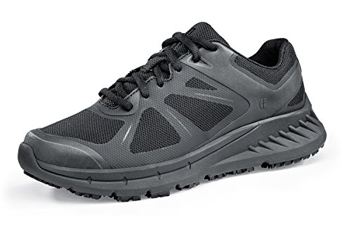 Shoes for Crews Vitality II, Womens, Black, Size 7