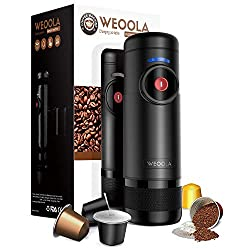 Weoola Rechargeable Coffee Maker