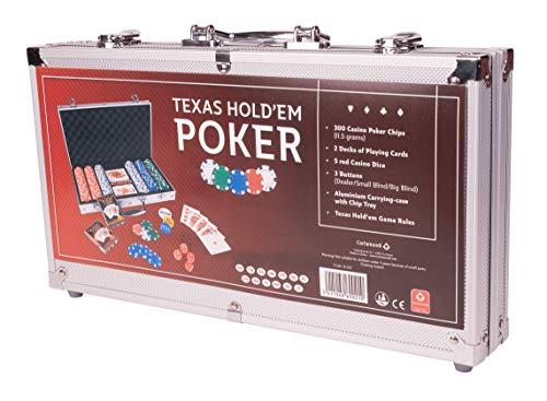 ASS Altenburger 22501501–Valigetta da Poker