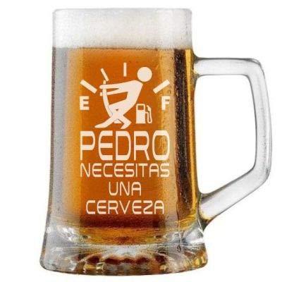 Jarra de Cerveza Personalizada...