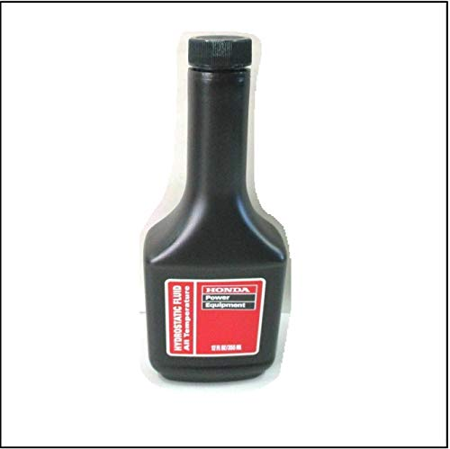 (New Part) Genuine Compatible with Honda 08208-HST02 All Temperature Hydrostatic Fluid 12oz (Check All Models in Description + Free Useful Ebook)