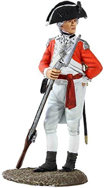 W. Britain 13000 British Marine Officer, 1780