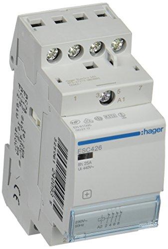 Hager ESC426 - Elektrogehäusezubehör (400 V)