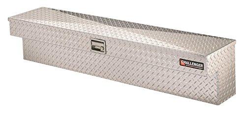 Lund 5748 Challenger Series Brite Single-Lid Side-Mount Specialty Storage Box