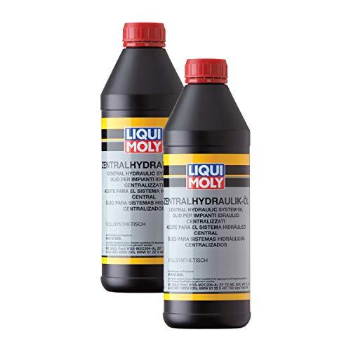2x LIQUI MOLY 1127 Zentralhydraulik-Öl Vollsynthetisch MAN M 3289 1L