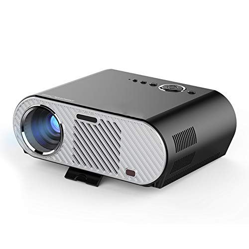 QLPP Proyector de vídeo 380 ANSI lúmenes 1080P Full HD HDMI Office ...