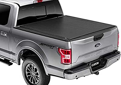 """Gator ETX Soft Roll Up Truck Bed Tonneau Cover   53307   Fits 2004 - 2014 Ford F-150 6'6"""" Bed Bed   Made in the USA"""