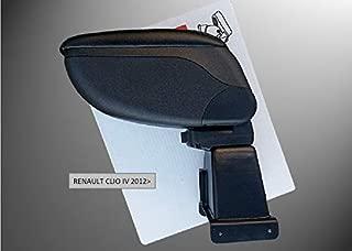 Armrest Car Center Console Storage Box Black Centre Arm Rest Suitable for Renault Clio IV 2012-2019