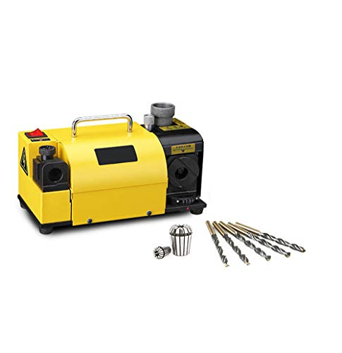 MXBAOHENG MR-13A Drill Bits Sharpener Grinder Grinding Machine for High-Speed Steel/Carbide 2-13 mm...