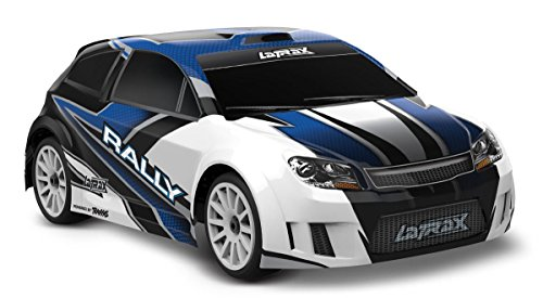 Traxxas LATRAX Rally 4X4 BLAU RTR 1/18 Rally Racer Brushed 4WD