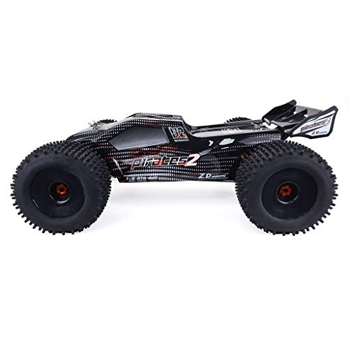 RC Auto kaufen Truggy Bild 5: FairOnly ZD Racing 9021-V3 1/8 2.4G 4WD 80km / h Brushless Rc Auto Full Scale Electric Truggy RTR Spielzeug Black vehicle RTR*